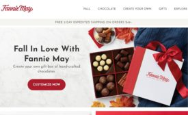 Fannie May site