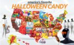 2021 favorite Halloween candy by state