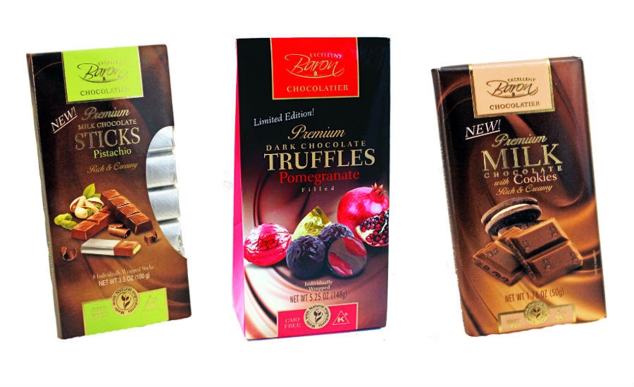 Baron Premium Chocolate collection
