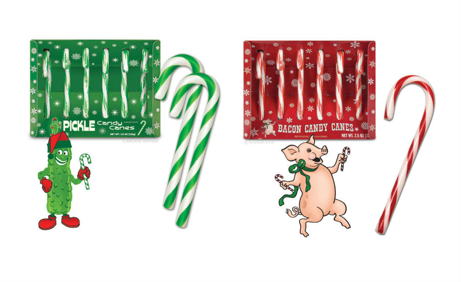 Archie McPhee candy canes
