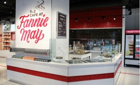 Fannie May cafe