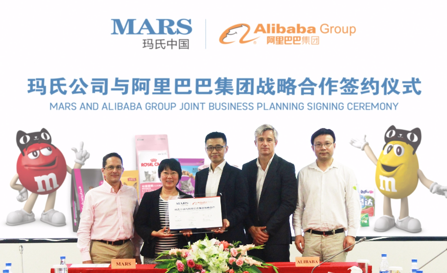 Mars Alibaba Group China