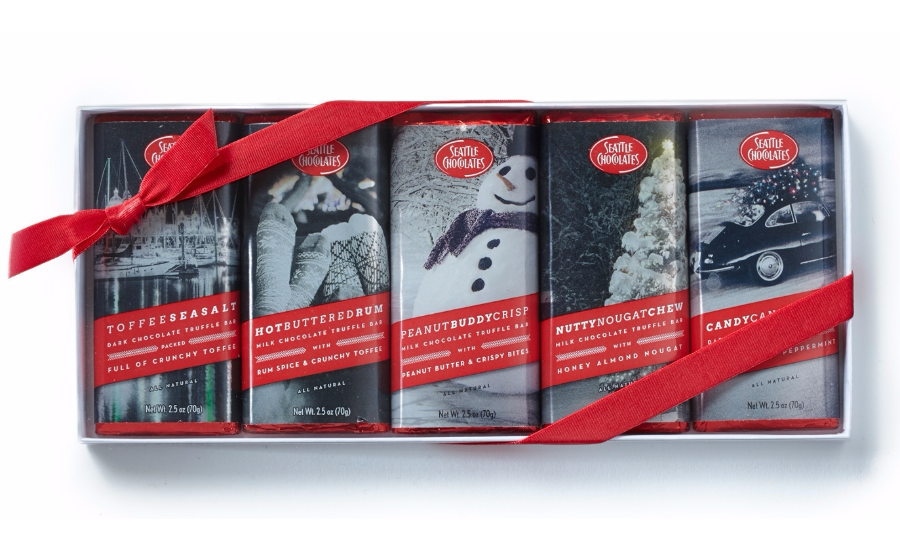 Seattle Chocolates 2016 Holiday line