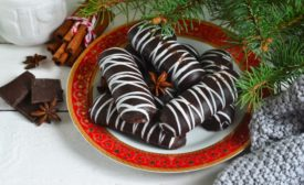Holiday candy stock