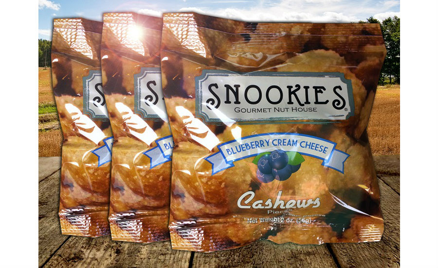 Snookie's Blueberry Cream Cheese Cashews