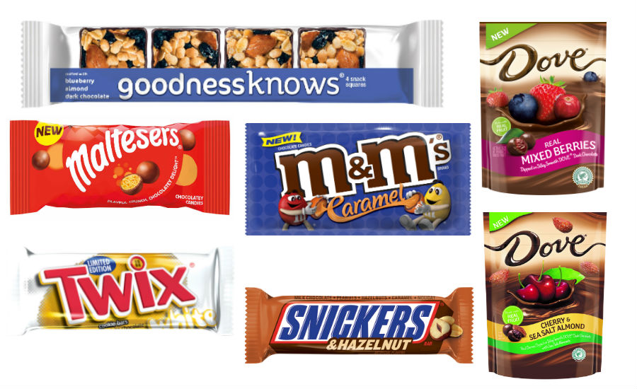 Mars Chocolate Introduces Six Items At Nacs Show 2016 10
