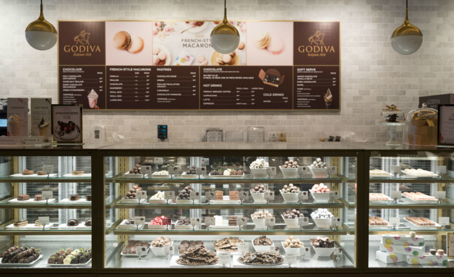 Godiva To Open In Store Caf 233 In New York City 2017 07 28