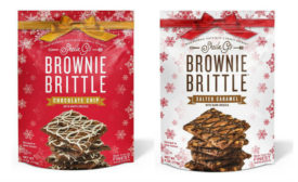 Brownie Brittle Holiday items