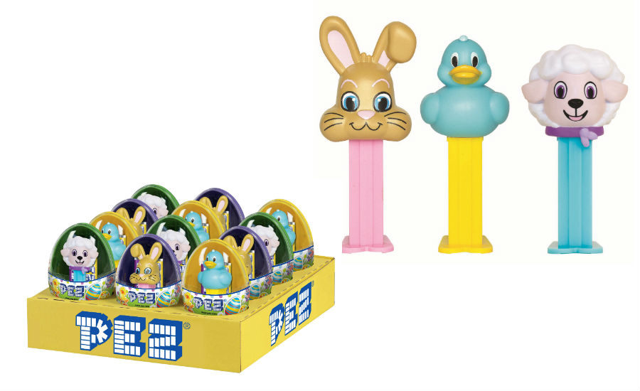 PEZ easter