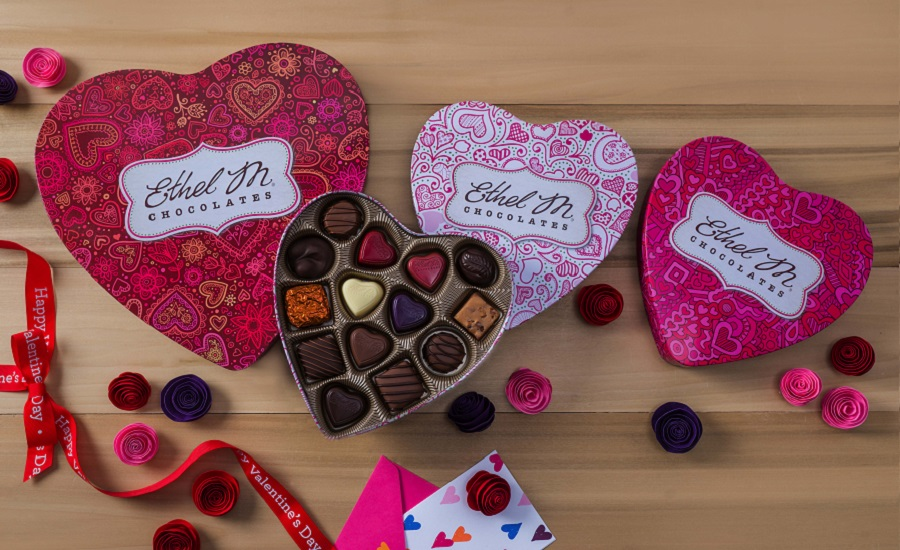 Report Valentine S Day Third Best Holiday For Chocolate Candy Sales