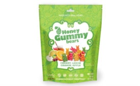 Lovely gummy bears