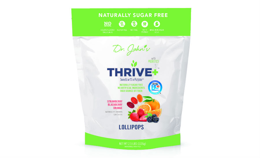 THRIVE lollipops