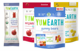 YumEarth packaging