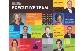 Hershey executive team