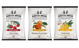 Smith Bros cough drops