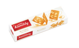 Kambly Butterfly biscuits