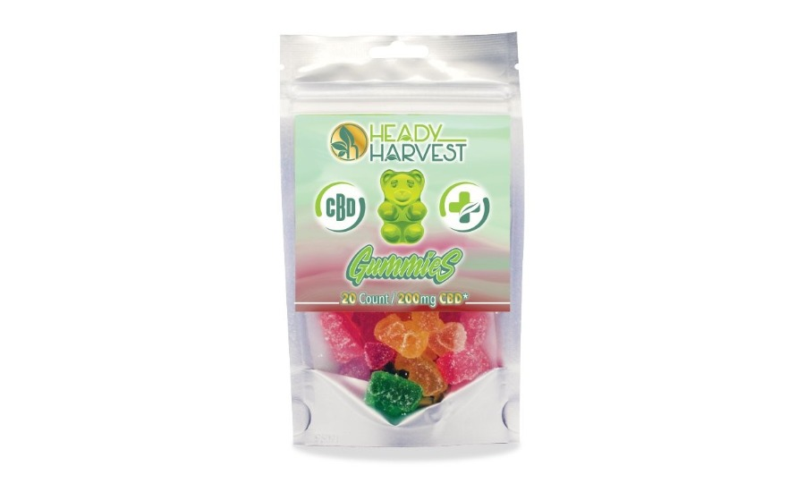 Heady Harvest CBD gummies