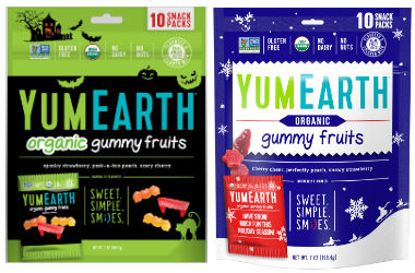 YumEarth gummies