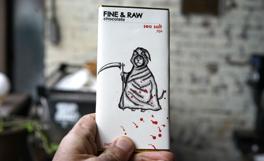 Fine & Raw Cat Reaper bar