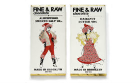 Fine & Raw holiday bars
