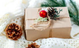 Holiday gift stock