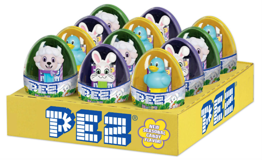 PEZ Easter collection