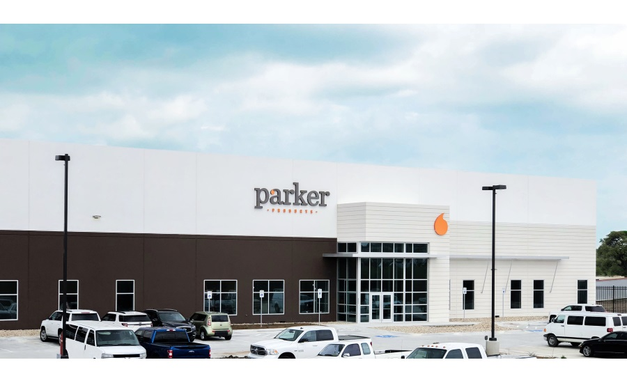 Parker Products new facility