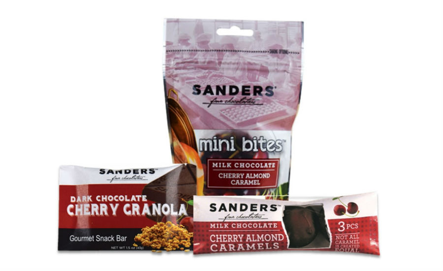Sanders chocolate cherry