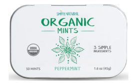 Simply Natural Breath Mints
