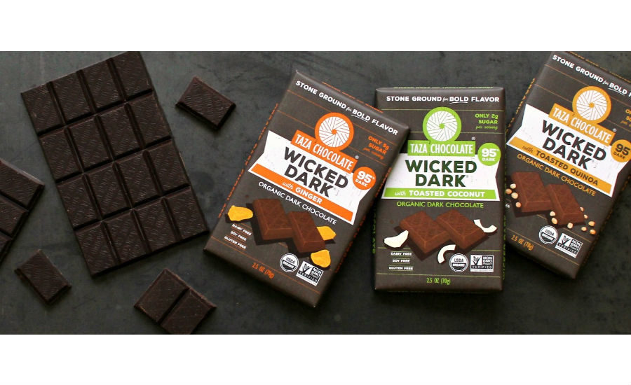New Wicked Dark Chocolate Bars 2018 04 04 Candy Industry