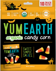 YumEarth candy corn