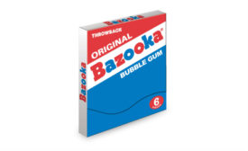 Bazooka Throwback Pack