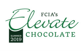 FCIA Elevate Chocolate Summer 2019 logo