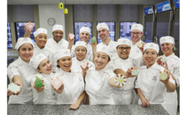 The French Pastry School students