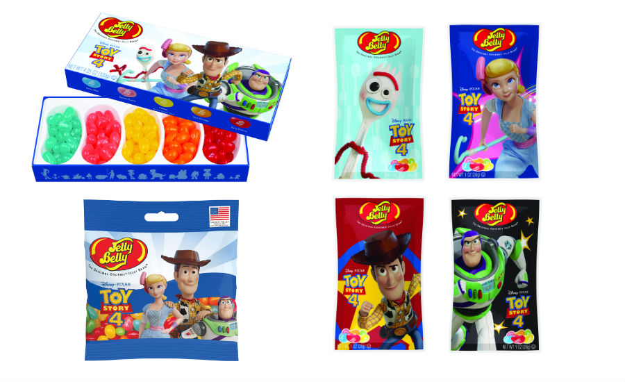 Jelly Belly Toy Story 4 collection