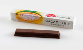 Kit Kat cacao fruit