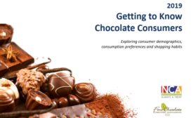 NCA chocolate consumer report