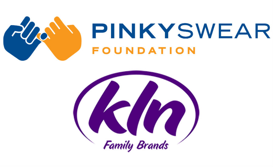 Pinky Swear KLN Family brands logos