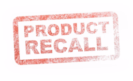 Food recalls stock