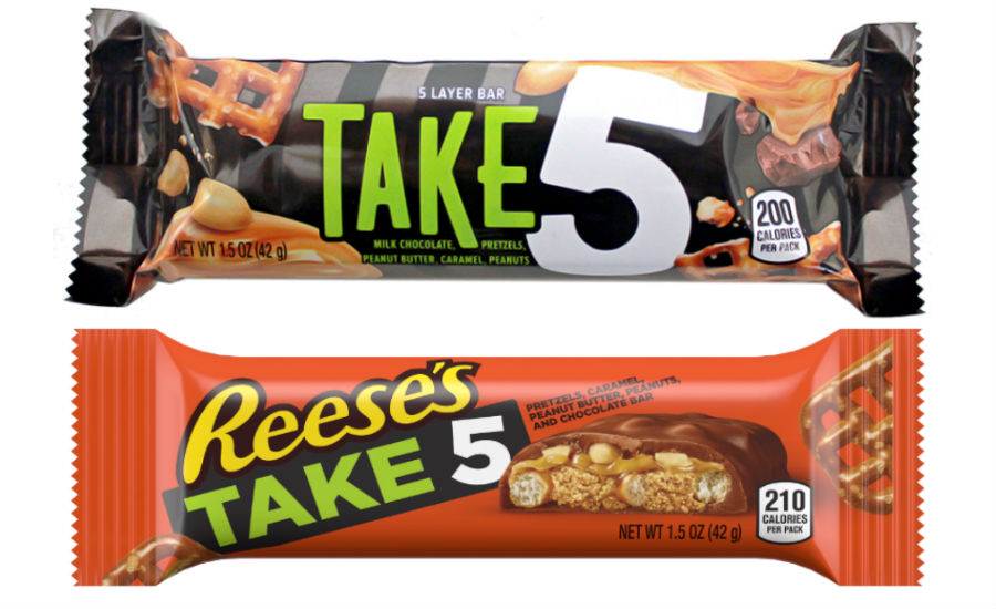 Reese S Taking Over Take5 Bar 2019 06 19 Candy Industry