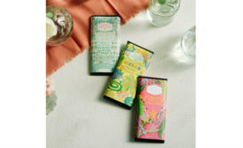 Seattle Chocolate spring bars