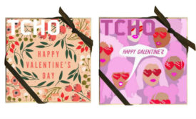 TCHO Valentine's Day collections