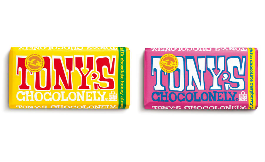 Tonys Chocolonely new bars
