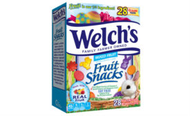 Welchs Easter Fruit Snacks