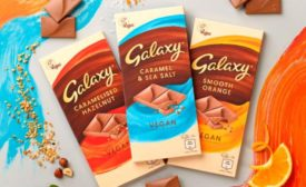 Mars Galaxy vegan bars