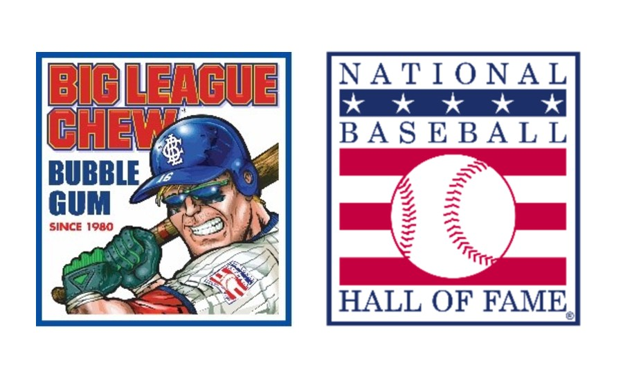 Big League Chew_Baseball Hall of Fame