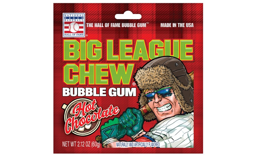 Big League Chew Hot Chocolate gum
