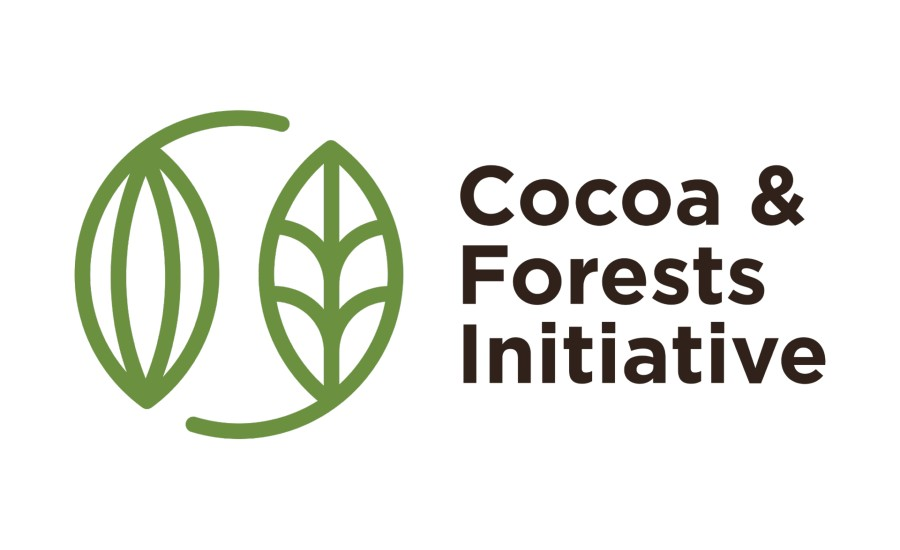 Cocoa & Forests Initiative logo