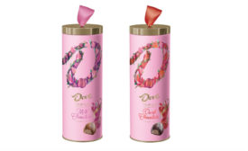 Dove Valentines Day tubes
