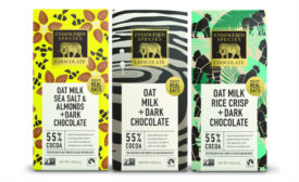 ESC Oat Milk Chocolate Bars